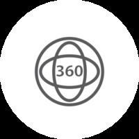 360 round
